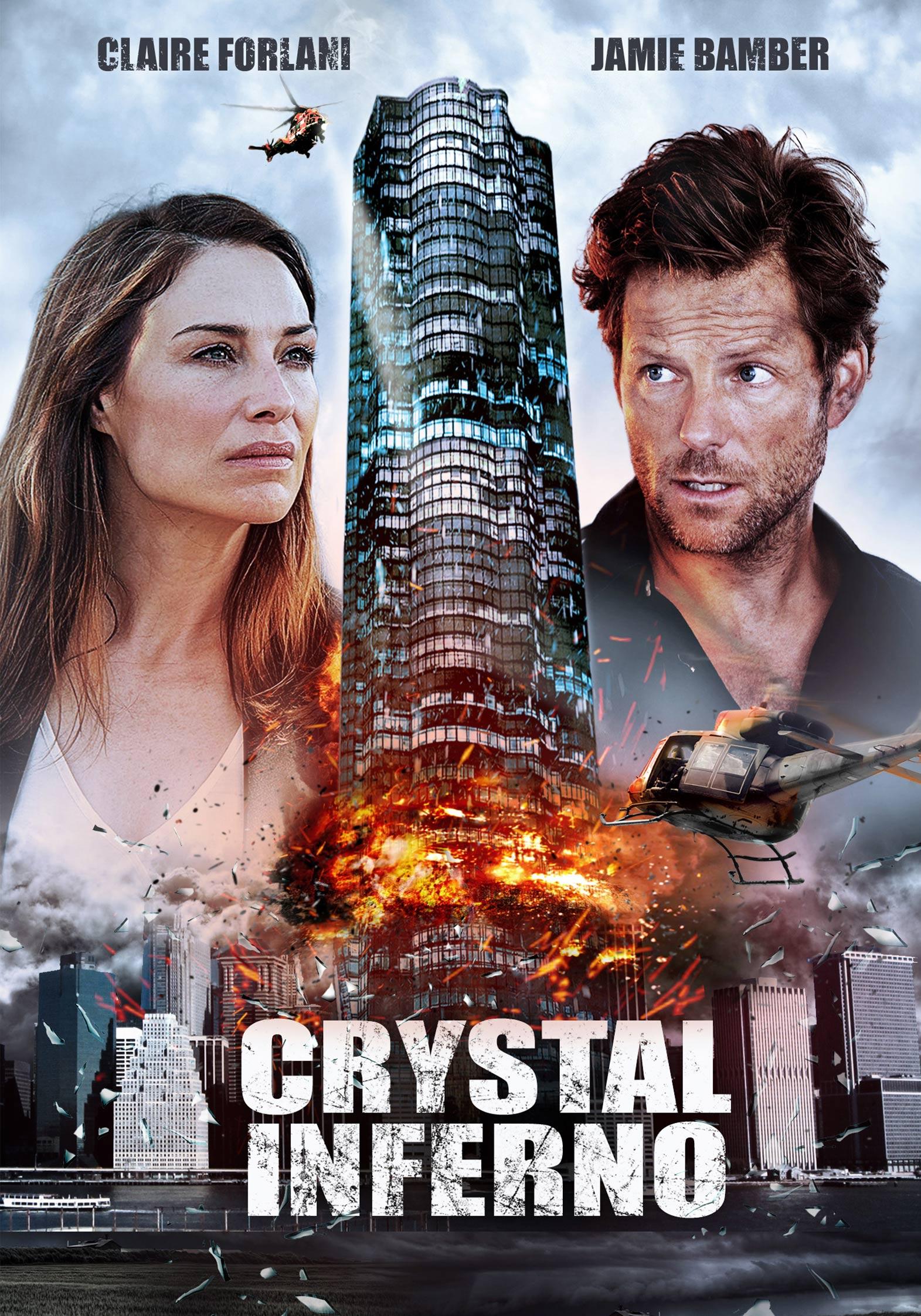 Adult clear crystal film star