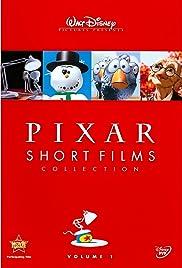 Pixar Short Films Collection 1 Poster