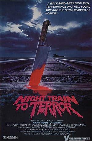 Where to stream Night Train to Terror