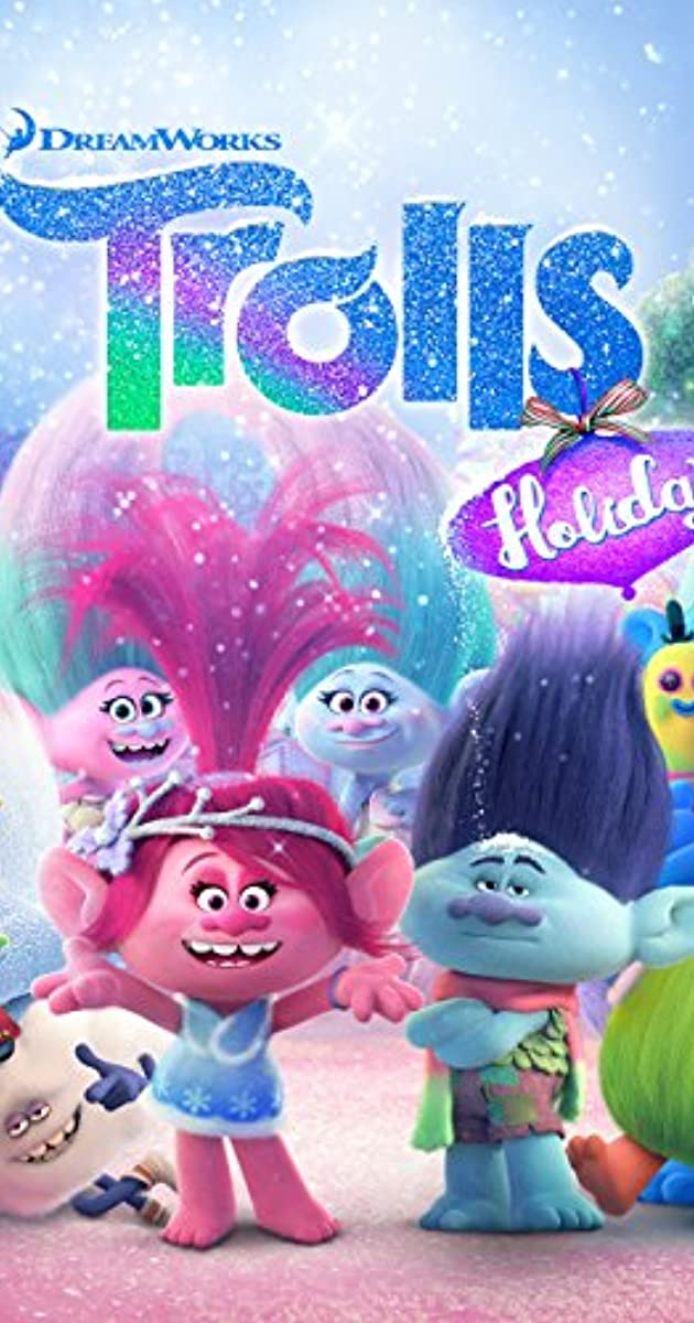 Trolls Holidays Dvd >> Trolls Holiday Tv Short 2017 Imdb