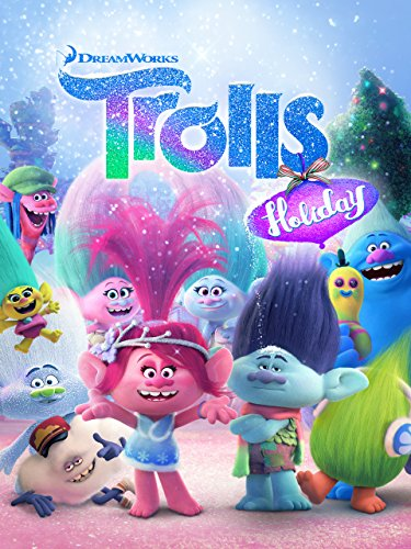 Trolls Holiday (2017) BluRay 480p & 720p