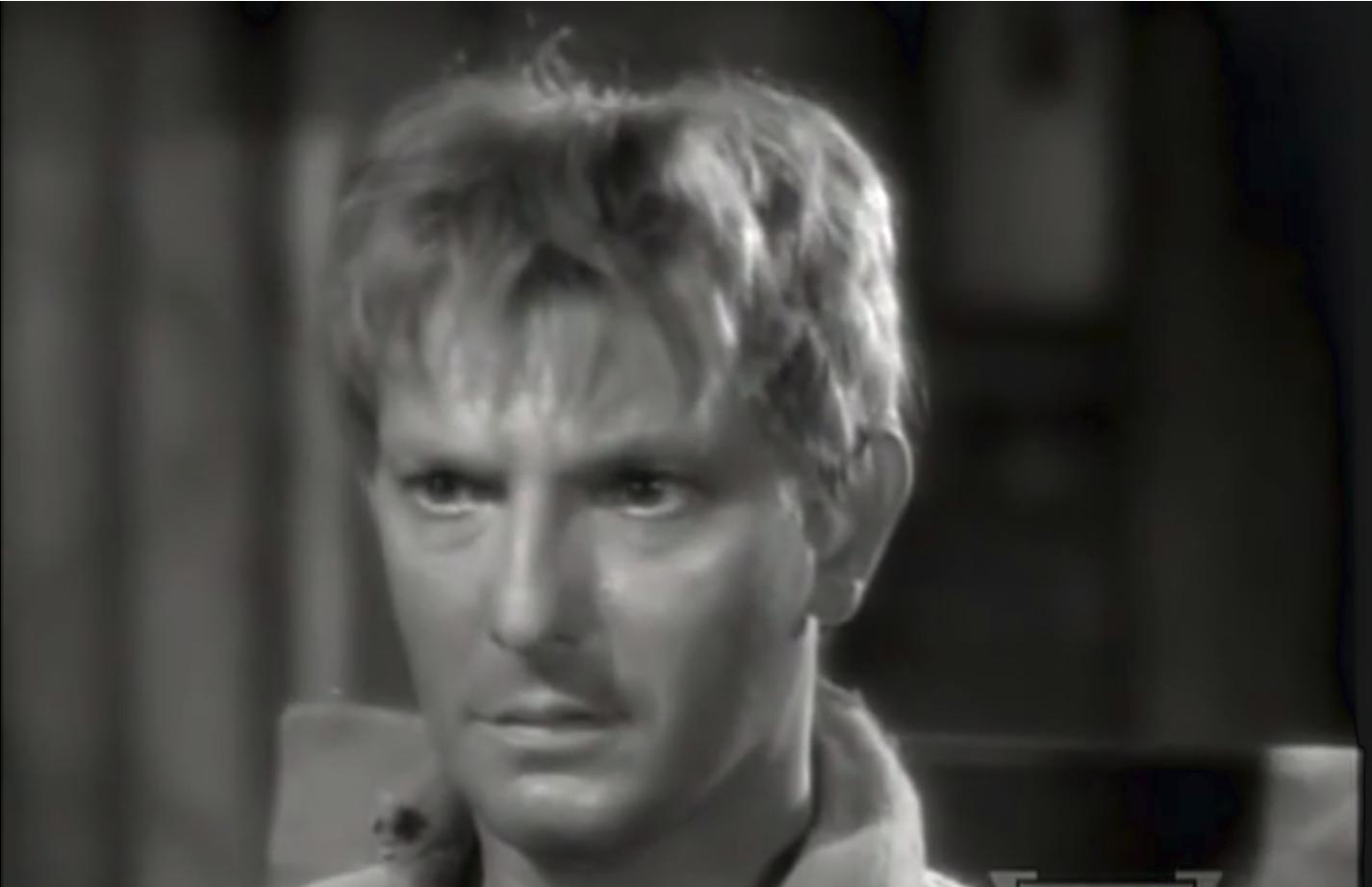 Joseph Schildkraut in The Tell-Tale Heart (1941)
