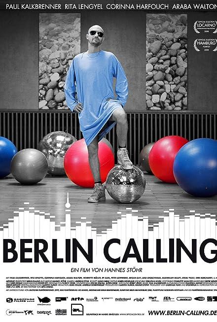 Film: Berlin Ateşi - Berlin Calling