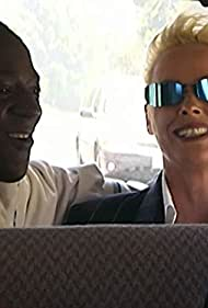 Brigitte Nielsen and Flavor Flav in The Surreal Life (2003)