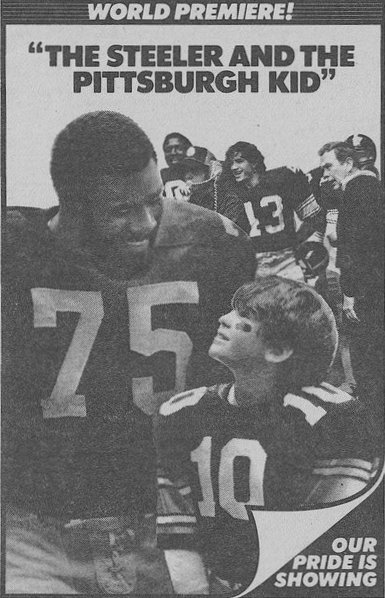 The Steeler and the Pittsburgh Kid (1981)
