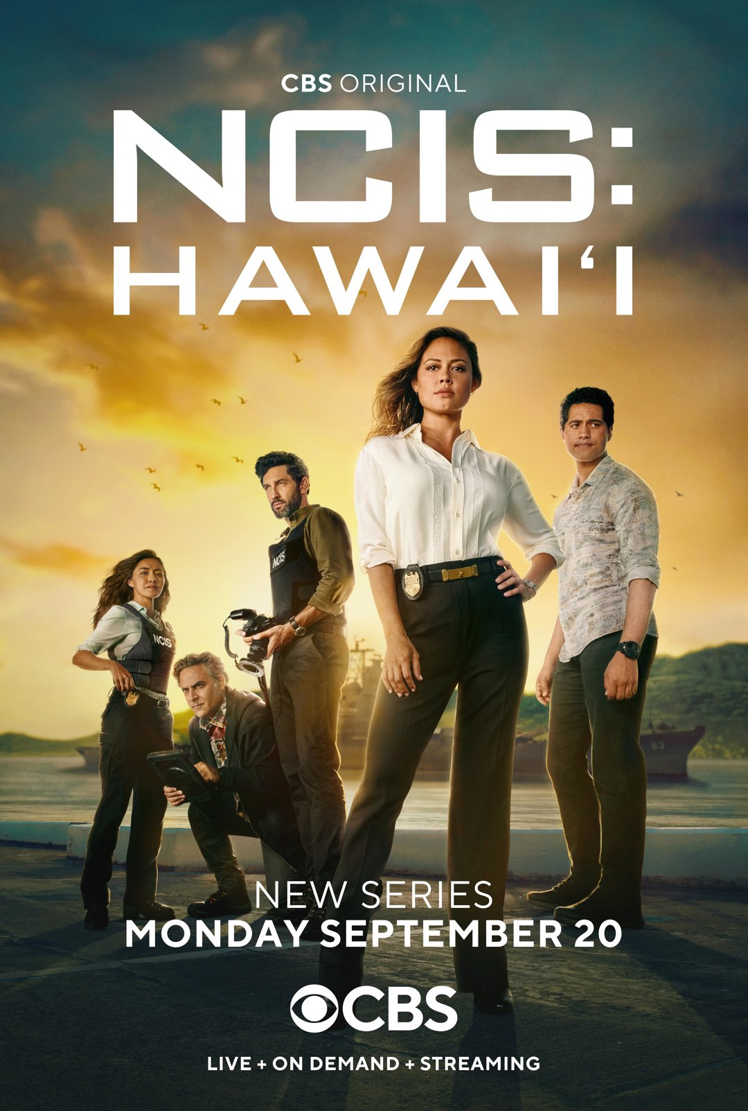 NCIS: Hawai'i (TV Series 2021– ) - IMDb