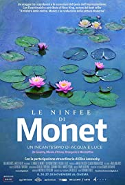 Water Lilies of Monet - The Magic of Water and Light Poster
