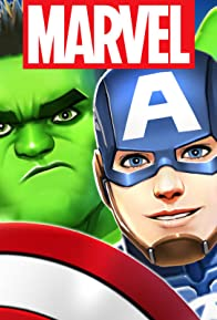Primary photo for Marvel Avengers Academy