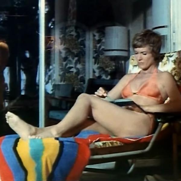 Julie Andrews in The Tamarind Seed (1974)