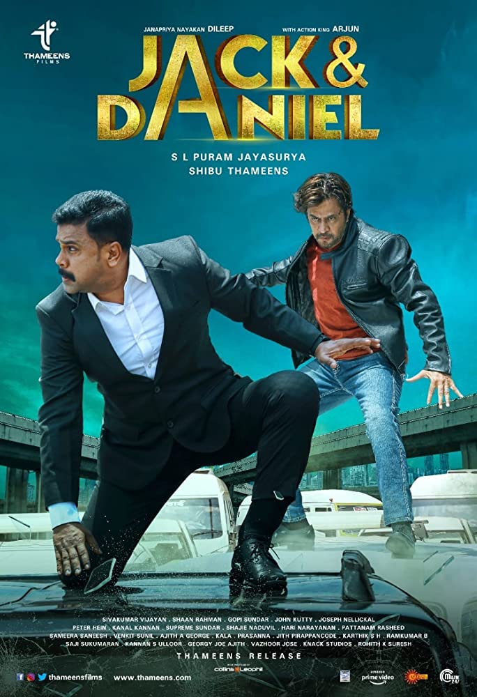 Jack & Daniel 2019 Malayalam Full Movie 400MB WEBRip ESub Download