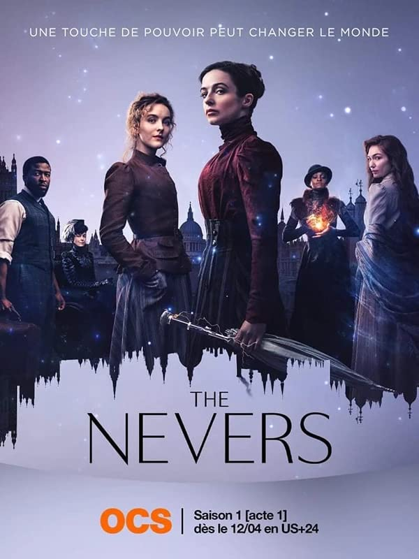 The Nevers (2021) Season 1 Hindi Dubbed