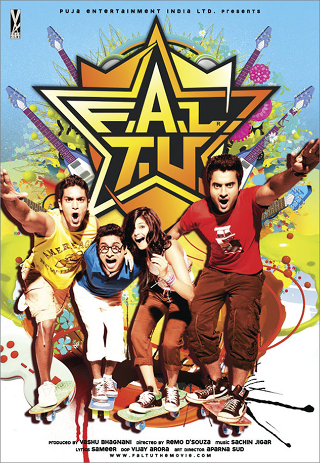 FALTU (2011) 720p  AVC x264 –  AC3 5.1 – | DB9 | 4 GB |