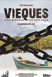 Vieques: una batalla inconclusa Poster
