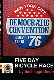 Five Day Bicycle Race Poster