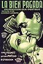 La bien pagada (1935) Poster