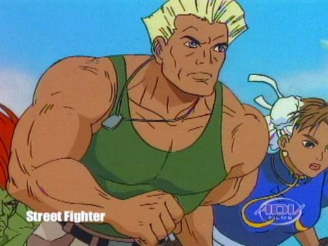 Street Fighter The Animated Series Tv Series 1995 1997 Imdb