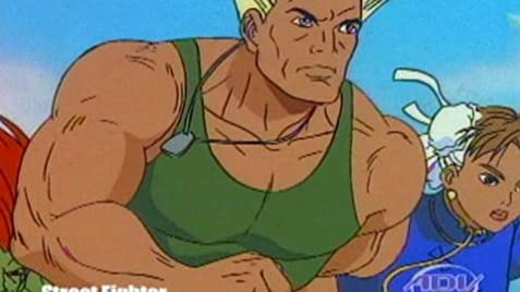 Street Fighter The Animated Series Tv Series 1995 1997 Imdb