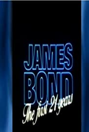 James Bond: The First 21 Years Poster
