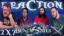 Black Sails 2x7 REAZIONE !!