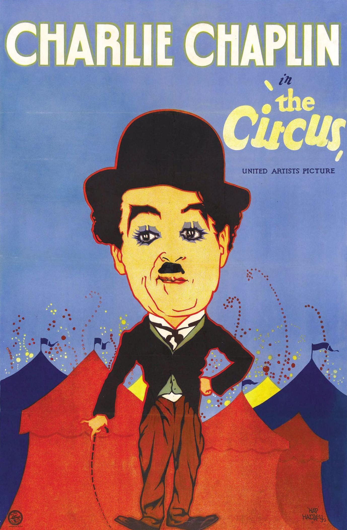 The Circus (1928) - IMDb