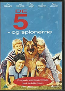 Mobile movie 3 gp download De 5 og spionerne by Katrine Hedman [hddvd]