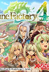 Primary photo for Rune Factory 4