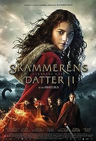 Dejan Cukic, Jakob Oftebro, Allan Hyde, and Rebecca Emilie Sattrup in Skammerens datter II: Slangens gave (2019)