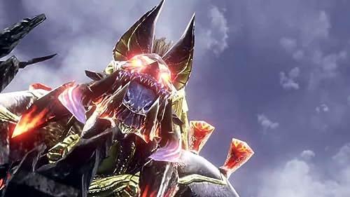 God Eater 3: Announcement Trailer