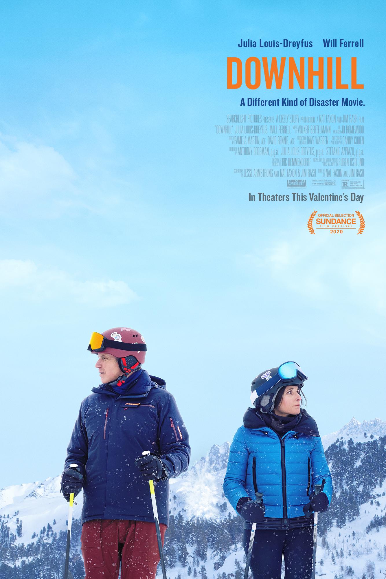 LAVINA (2020) / Downhill