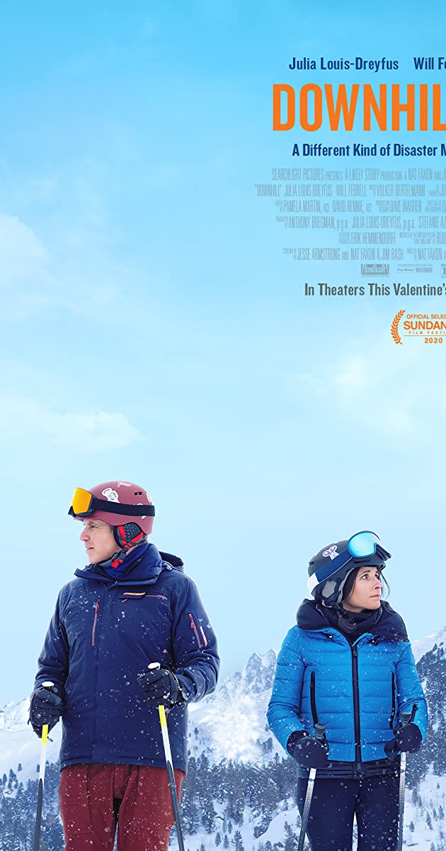 Downhill (2020) Subtitles