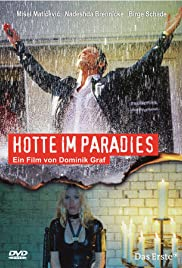 Hotte im Paradies Poster