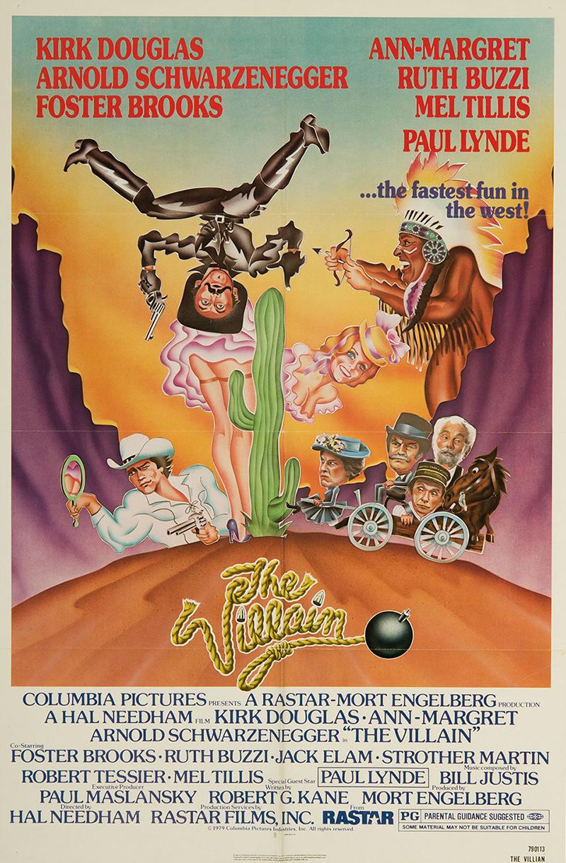 Cactus Jack, o Vilão [Dub] – IMDB 5.4