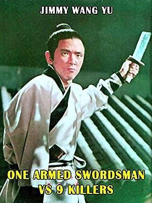 Where to stream One Armed Swordsman Against Nine Killers