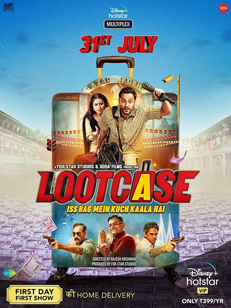 Lootcase (2020) Hindi Full Movie Download 1080p 720p 480p