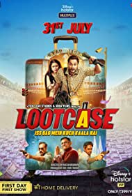 Kunal Khemu, Vijay Raaz, Gajraj Rao, Ranvir Shorey, and Rasika Dugal in Lootcase (2020)