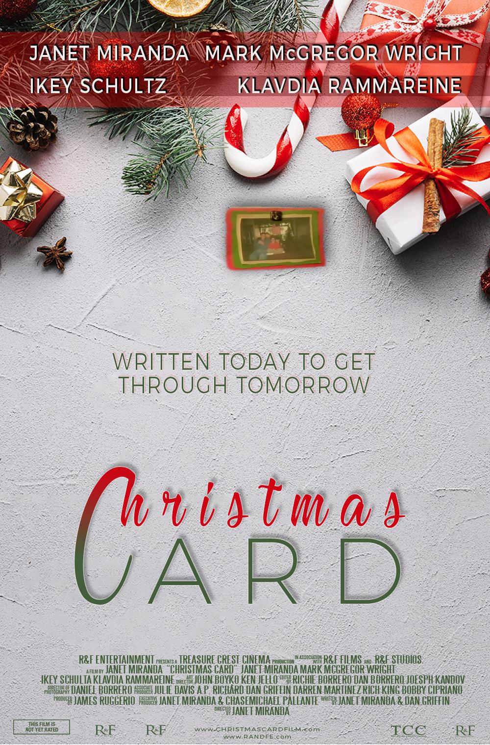 Christmas Card (2018) - IMDb
