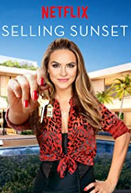 Chrishell Stause in Selling Sunset (2019)