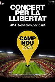 Concert per la llibertat Poster