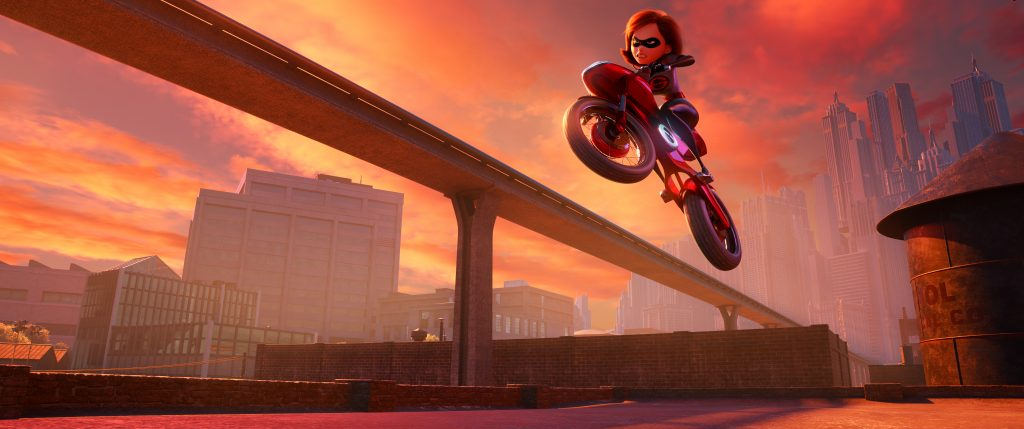 Holly Hunter in Incredibles 2 (2018)