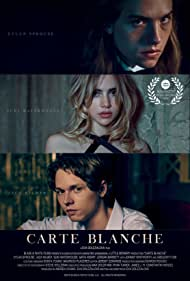Dylan Sprouse, Suki Waterhouse, and Jack Kilmer in Carte Blanche (2019)