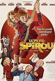 Le petit Spirou Poster