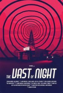 Image result for The Vast of Night Movie poster