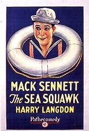 The Sea Squawk Poster