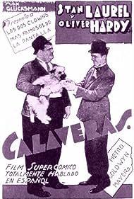 Los calaveras (1931) Poster - Movie Forum, Cast, Reviews