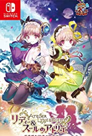 Atelier Lydie & Suelle: Alchemists of the Mysterious Painting Poster