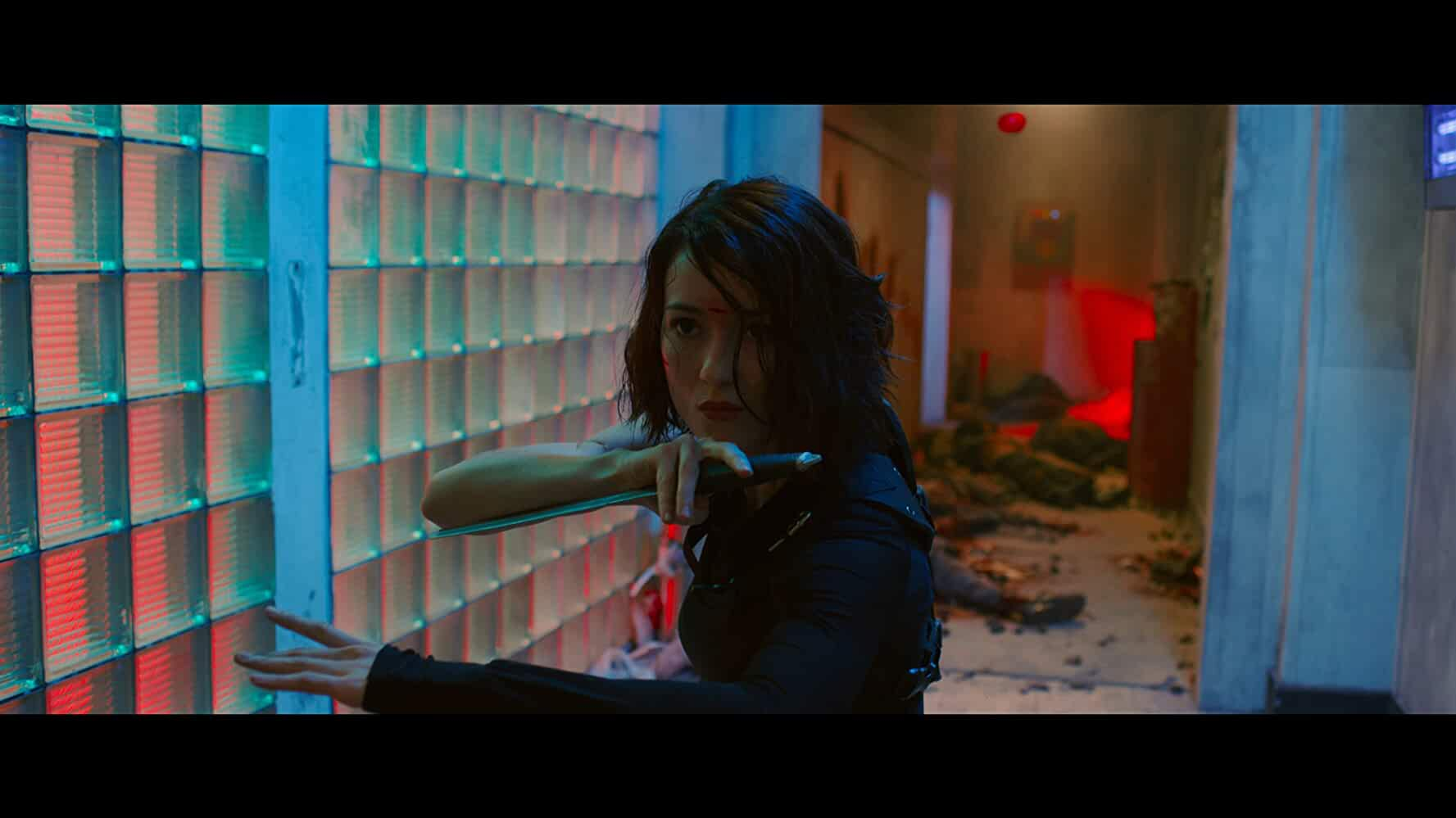 Julie Estelle in The Night Comes for Us (2018)