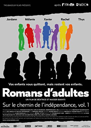 Romans d'adultes Vol. 1&2
