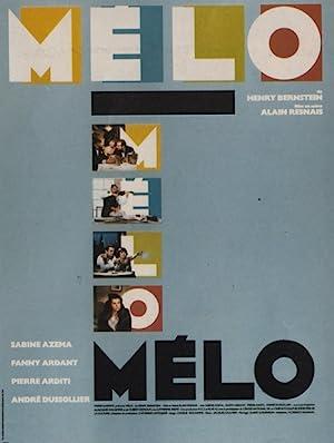 Where to stream Mélo