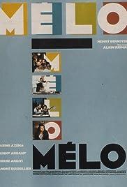 Mélo(1986) Poster - Movie Forum, Cast, Reviews