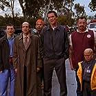 Neil Flynn, Martin Klebba, Sam Lloyd, Robert Maschio, Joe Rose, and Johnny Kastl in Scrubs (2001)